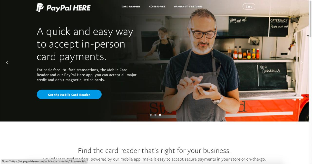 bigcommerce example Website 2