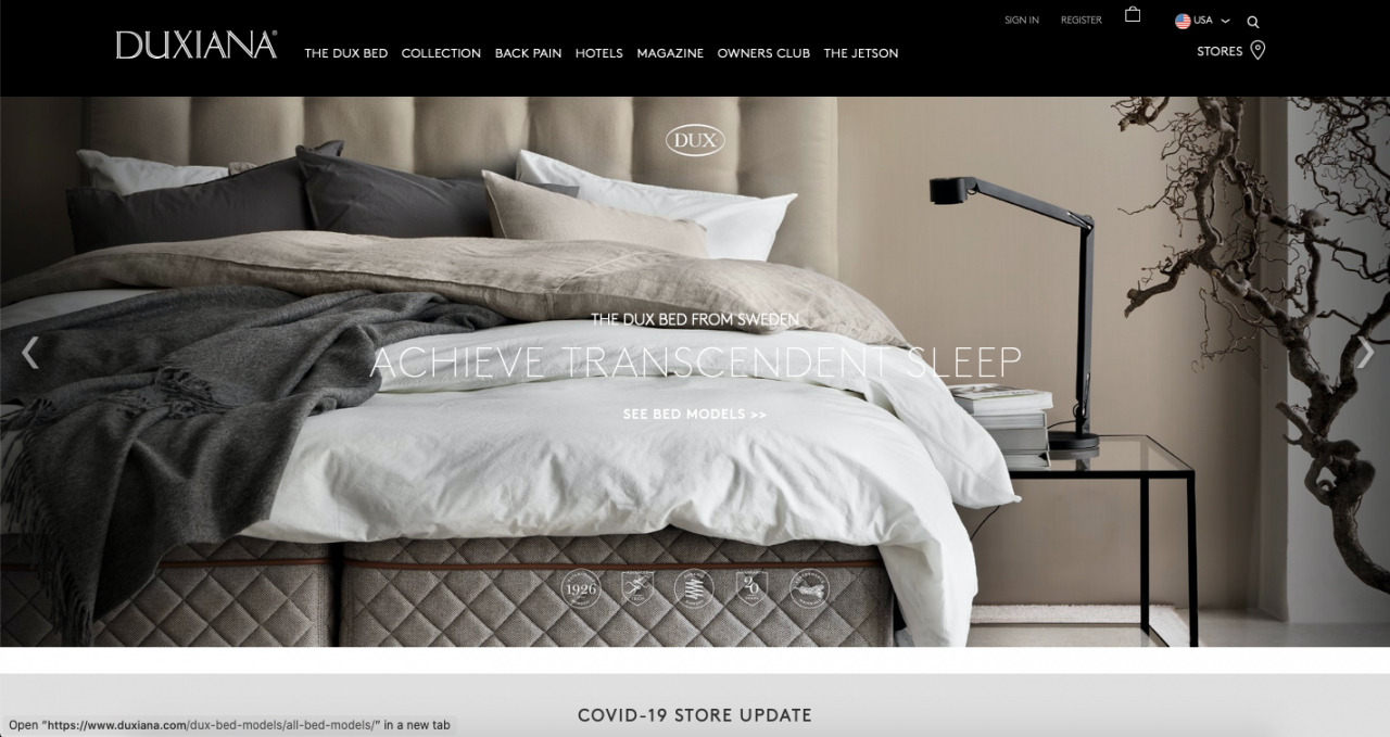 bigcommerce example Website 5